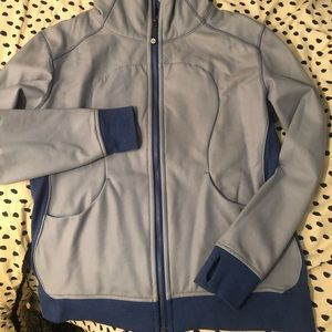 Lululemon zip hip hoodie